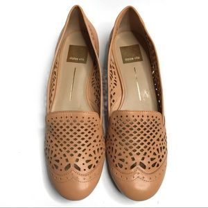 Dolce Vita Ipis Laser Cut Leather Flats